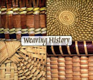 weaving history book
